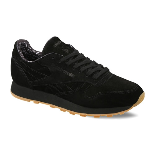 MEN'S REEBOK RUNNING LEATHER TDC SHOES