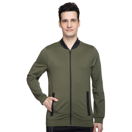 MEN'S REEBOK TRAINING HEXAWARM TRACK JACKET