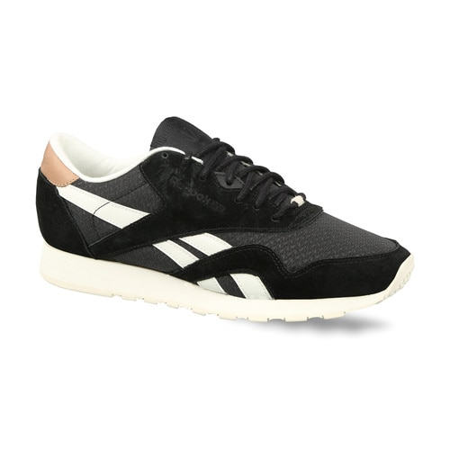 MEN REEBOK RUNNING CL NYLON SHOES