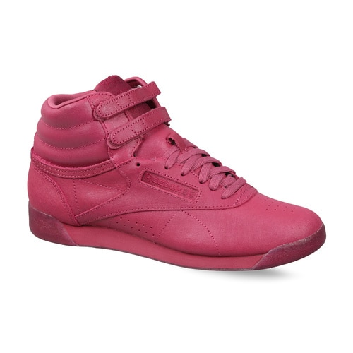 c8a4aec72bca WOMEN S REEBOK CLASSIC FREESTYLE HIGH SHOES