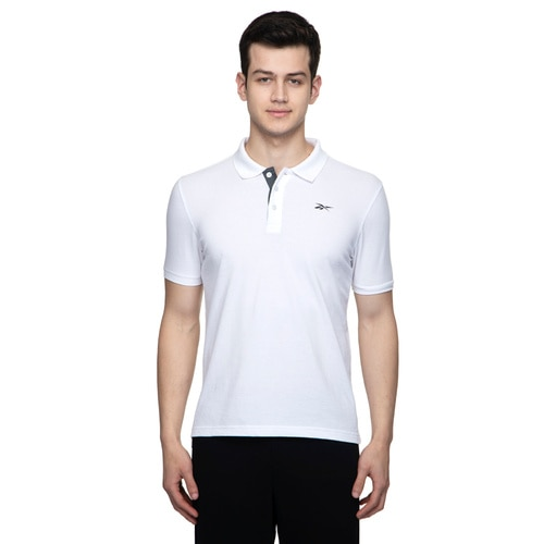 MEN'S TRAINING FOUNDATION COTTON POLO TEE