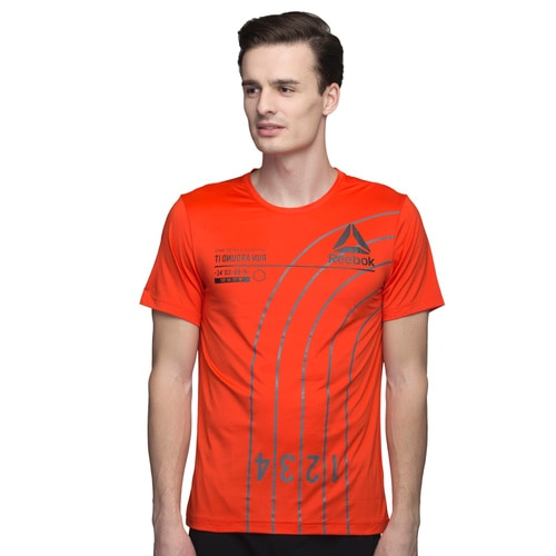 MEN'S REEBOK RUNNING ONE SERIES TEE offer