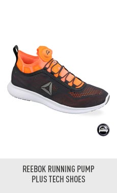 7d0783d6b Reebok RUNNING PUMP PLUS TECH Low Shoes